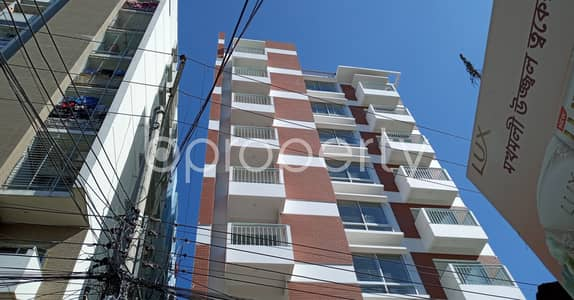 3 Bedroom Flat for Rent in 7 No. West Sholoshohor Ward, Chattogram - 1350 SQ FT residential home is set to get rented sited at 7 No. West Sholoshohor Ward