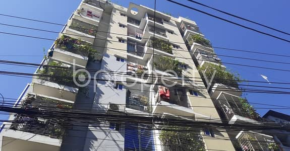 3 Bedroom Flat for Rent in Jamal Khan, Chattogram - Take rent of a nicely done 1000 SQ FT residential apartment located at Jamal Khan