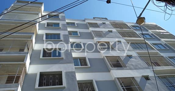 3 Bedroom Apartment for Rent in 7 No. West Sholoshohor Ward, Chattogram - Take rent of a nicely done 1275 SQ FT residential apartment located at 7 No. West Sholoshohor Ward