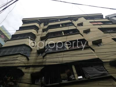 2 Bedroom Flat for Rent in Nadda, Dhaka - A Nice 800 Sq Ft Living Space With Reasonable Price Is Up For Rent In Sharkar Bari Road, Nadda