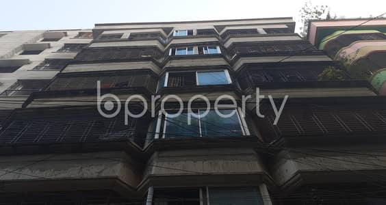 2 Bedroom Apartment for Rent in Banasree, Dhaka - This 2 Bedroom Nice Living Space With Reasonable Price Is Up For Rent In Banasree, Block E