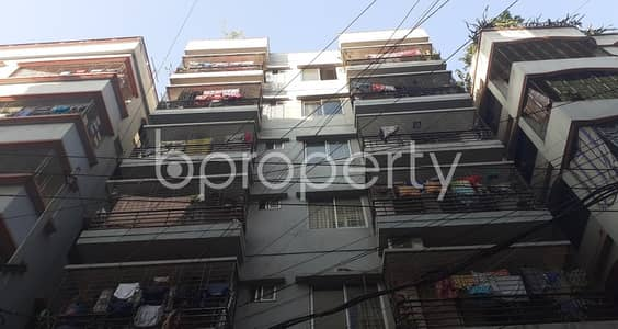 2 Bedroom Flat for Rent in Banasree, Dhaka - A 2 Bedroom Beautiful Living Space With Reasonable Price Is Up For Rent In Banasree, Block E