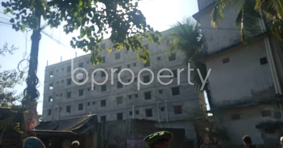 1 Bedroom Flat for Rent in Halishahar, Chattogram - Great location! Check out this flat for rent in 39 No. South Halishahar Ward which is 500 sq ft