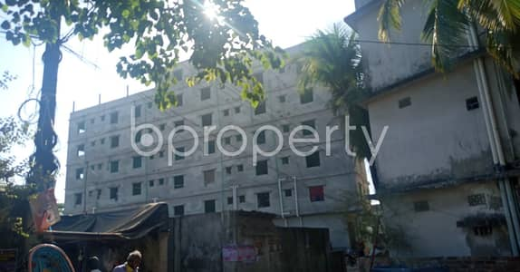 1 Bedroom Apartment for Rent in Halishahar, Chattogram - Great location! Check out this flat for rent in Bandartila which is 500 sq ft