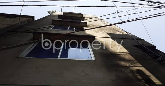2 Bedroom Apartment for Rent in Jatra Bari, Dhaka - Great location! Check out this flat for rent in Donia which is 600 sq ft