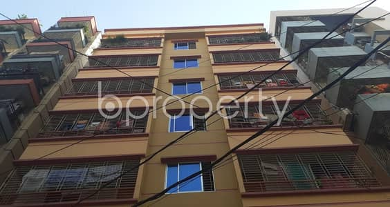 3 Bedroom Apartment for Rent in Banasree, Dhaka - This Nice Living Property With Reasonable Price Is Up For Rent In Banasree.