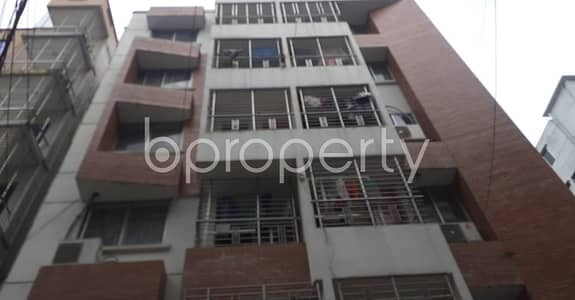 2 Bedroom Apartment for Rent in Uttara, Dhaka - This Nice Living Property With Reasonable Price Is Up For Rent In Uttara 14.