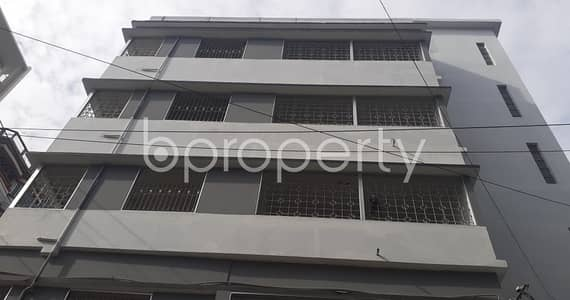 Office for Rent in Mohammadpur, Dhaka - Office Space Of 800 Sq Ft With Reasonable Price Is Up For Rent In Mohammadia Housing Society