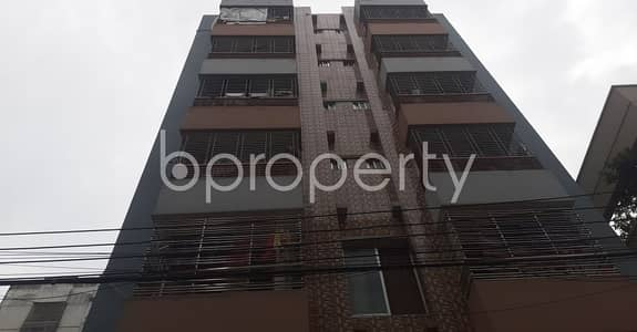 3 Bedroom Flat for Rent in Bashundhara R-A, Dhaka - This 1600 Sq Ft Nice Living Property With Reasonable Price Is Up For Rent In Bashundhara R-a.