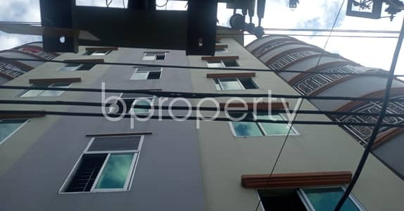 1 Bedroom Flat for Rent in Halishahar, Chattogram - Nice Living Space Of 500 Sq Ft With Reasonable Price Is For Rent In South Halishahar
