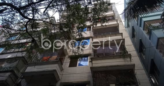 2 Bedroom Flat for Rent in Mohammadpur, Dhaka - Be the awaited occupant of 800 SQ FT residential flat waiting to get rented at Nobodoy Housing Society