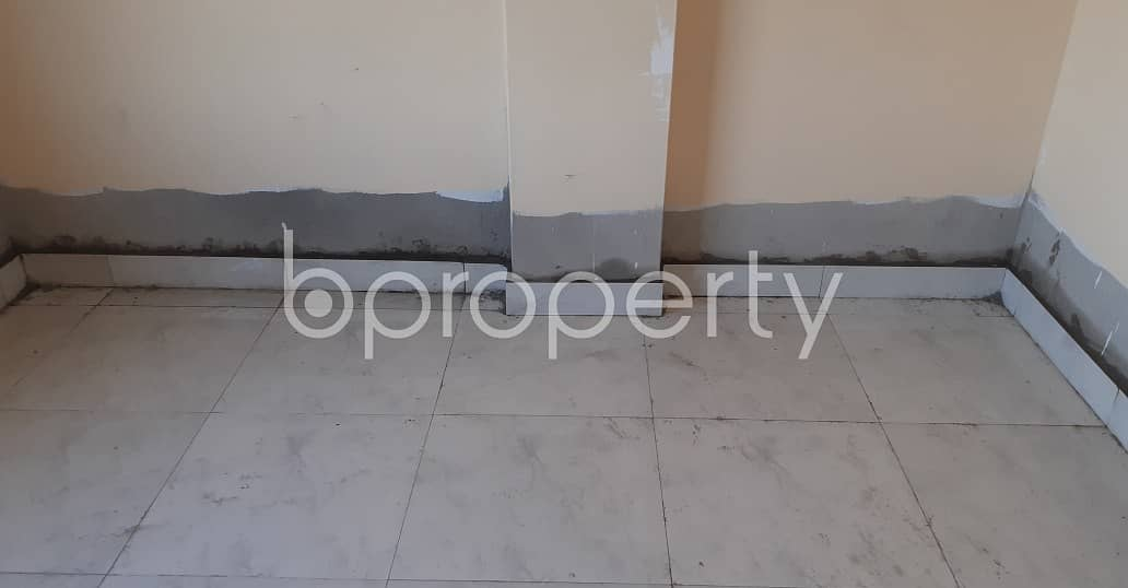 Decent-sized Apartment Of 1300 Sq Ft Is Ready To Rent In Patharghata