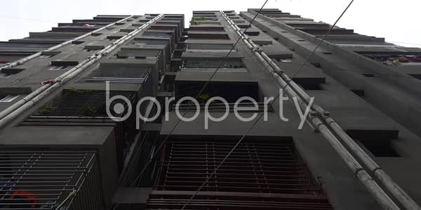 3 Bedroom Flat for Sale in Ibrahimpur, Dhaka - Affordable And Cozy 3 Bedroom Flat Is Up For Sale Close To Ibrahimpur Salahuddin Shikhyalaya