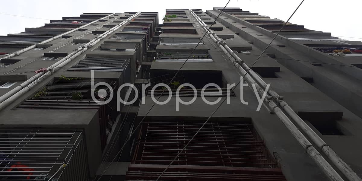 Affordable And Cozy 3 Bedroom Flat Is Up For Sale Close To Ibrahimpur Salahuddin Shikhyalaya