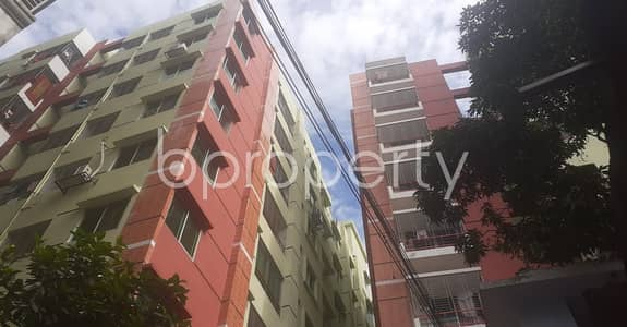 3 Bedroom Apartment for Rent in Malibagh, Dhaka - An Adequate 1052 Sq Ft Residential Apartment Is Up For Rent In The Center Of Shantibag Close To Shantibag Mosjid.