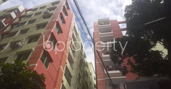 3 Bedroom Apartment for Rent in Malibagh, Dhaka - A 3 Bedroom And 1080 Sq Ft Properly Developed Flat For Rent In Shantibag Very Near To Shantibag Mosjid.