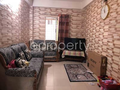 2 Bedroom Flat for Sale in Rampura, Dhaka - This Reasonable 950 Sq Ft Residential Flat Is For Sale At West Rampura
