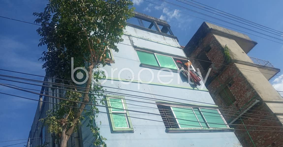 A Ready 500 Sq. ft -1 Bedroom Apartment For Rent In The Location Of Bandartila .