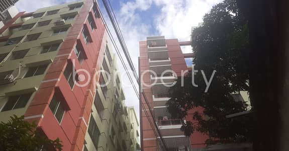 3 Bedroom Flat for Rent in Malibagh, Dhaka - An affordable 1080 SQ FT home is vacant for rent at Shantibag, Malibagh