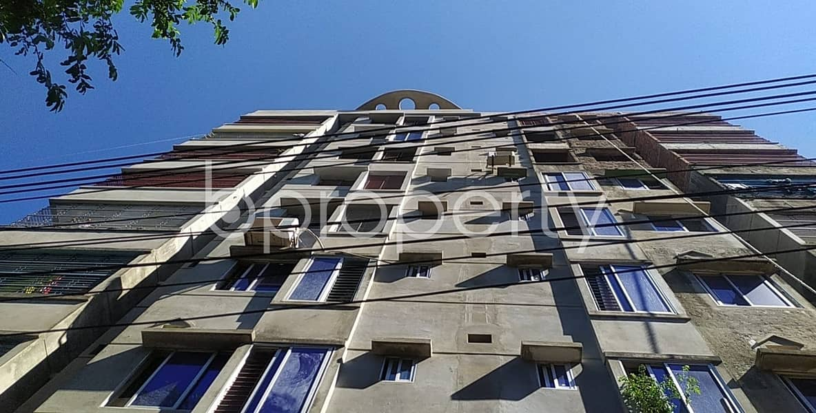 This 988 Square Feet Ready Flat For Sale At Kunjochaya Residential Area