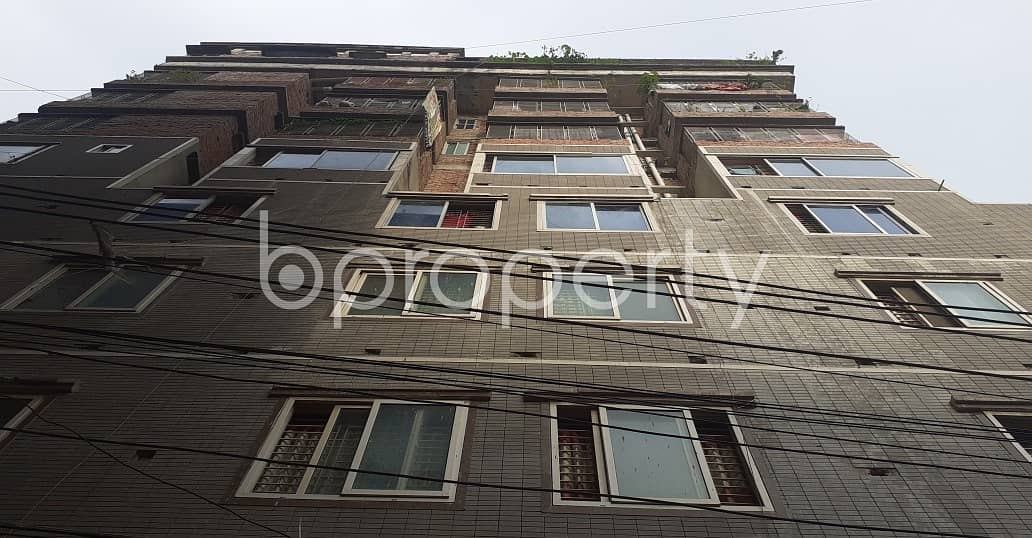 1086 Sq. Ft Apartment With A View Is Up For Sale In Bibir Bagicha .
