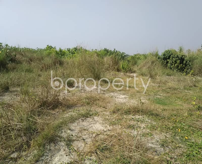10 Katha Commercial Plot For Sale In Purbachal