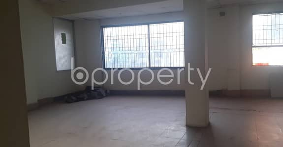 Office for Rent in Agargaon, Dhaka - This suitable 2300 SQ FT office is waiting to get rented at Agargaon