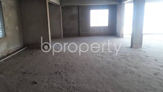 Apartment for Rent in Halishahar, Chattogram - A Business Space Of 700 Sq Ft Is Up For Rent In The Place Of Port Connecting Road, Halishahar