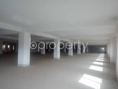Floor for Rent in Tejgaon, Dhaka - In Tejgaon Industrial Area, 40000 Sq. Ft Commercial Space For Rent