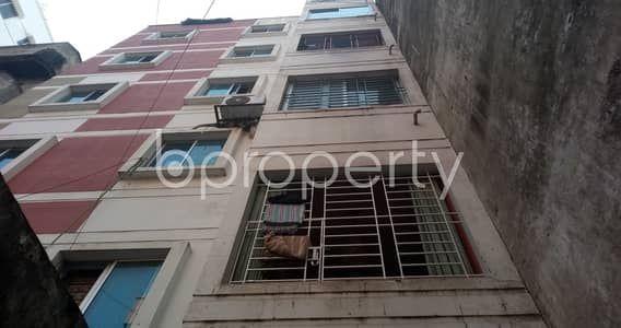 2 Bedroom Flat for Sale in Maghbazar, Dhaka - At Nayatola , 744 Square Feet Apartment Is For Sale