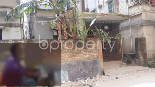 1 Bedroom Flat for Rent in Halishahar, Chattogram - Affordable And Cozy 400 Sq. Ft Flat Is Up For Rent In The Location Of Halishahar Housing Estate .