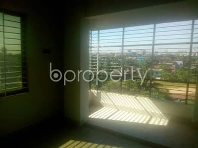 2 Bedroom Flat for Rent in 4 No Chandgaon Ward, Chattogram - A relaxing 800 SQ FT home is up at Chattogram, Chandgaon with a very low price