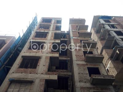 3 Bedroom Flat for Sale in Bashundhara R-A, Dhaka - 1570 Sq. ft-3 Bedroom Residential Apartment For Sale In Block G , Bashundhara R-A.