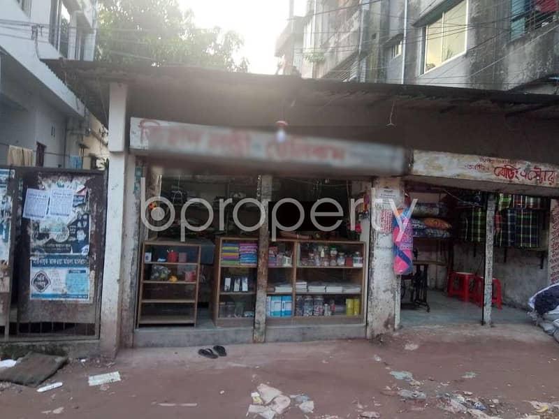 1.90 Katha Commercial Plot Is Up For Sale In Madhya Ajampur, Dakshin Khan