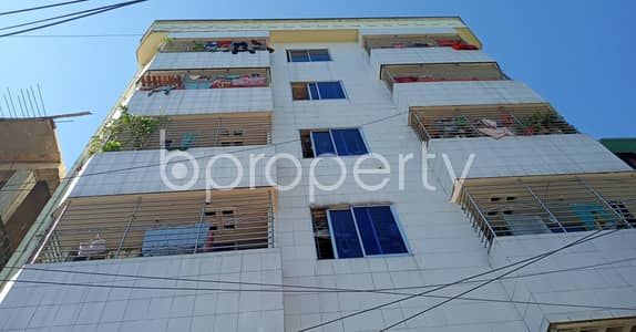 3 Bedroom Flat for Rent in Bakalia, Chattogram - Comfy Living Property Covering An Area Of 1150 Sq Ft Is Up For Rent In Suruvi Residential Area.