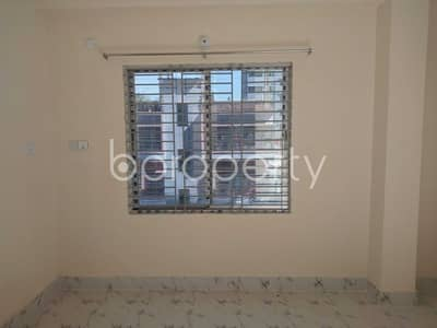 3 Bedroom Flat for Rent in Bayazid, Chattogram - Live In This Well Designed Flat Of 800 Sq Ft Which Is Up For Rent In Kulgaon
