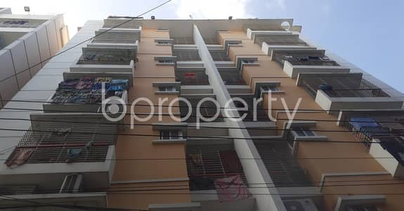 3 Bedroom Flat for Rent in 9 No. North Pahartali Ward, Chattogram - 1150 SQ FT Nice Residential Apartment is ready to rent at 9 No. North Pahartali Ward