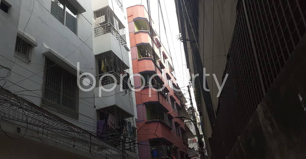 800 SQ FT Nice Residential Apartment is ready to rent at Dhanmondi