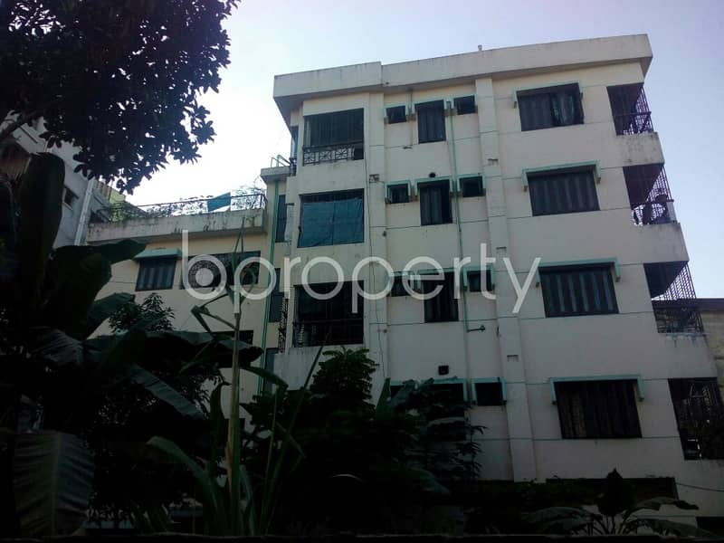 1100 SQ FT Nice Residential Apartment is ready to rent at Sylhet