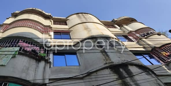 1100 SQ FT Nice Residential Apartment is ready to rent at 25 No. Rampur Ward