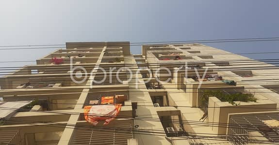 1500 Square Feet Residential Apartment Is Vacant For Rent In Bashundhara Block A.