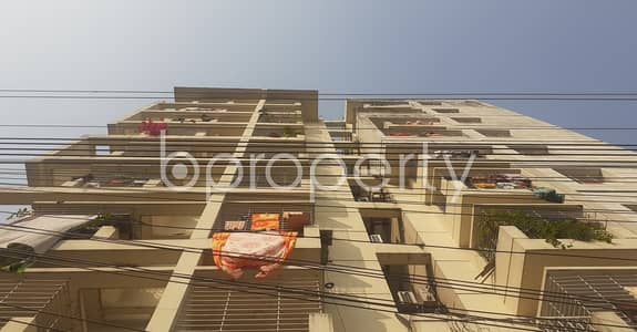1500 Sq Ft Apartment Is Available For Rent In Bashundhara R-a Block A.