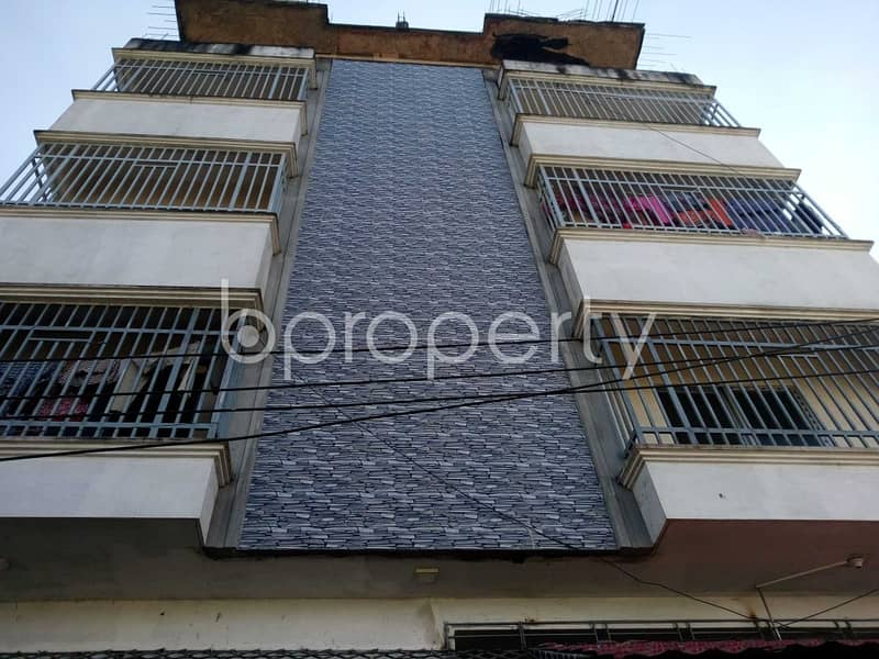 500 Sq Ft Apartment Is Available For Rent In Kulgaon, Shitol Jhorna R/a