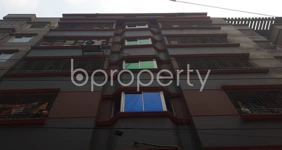 In The Amazing Location Of Banasree, This 500 Sq Ft Small Flat Is Waiting For Rent