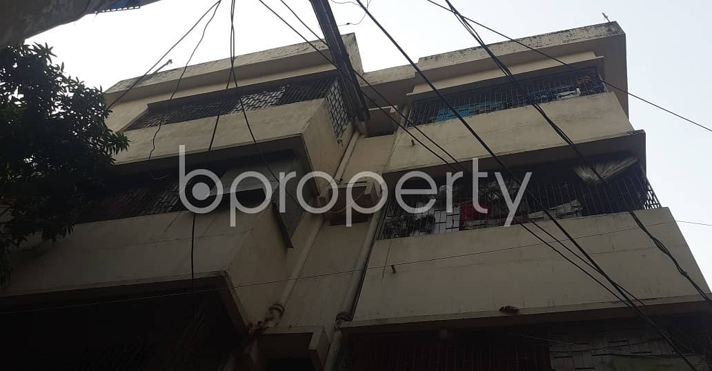 Reside In This 500 Sq Ft Rental Property In The Location Of Golartek, Mirpur 1