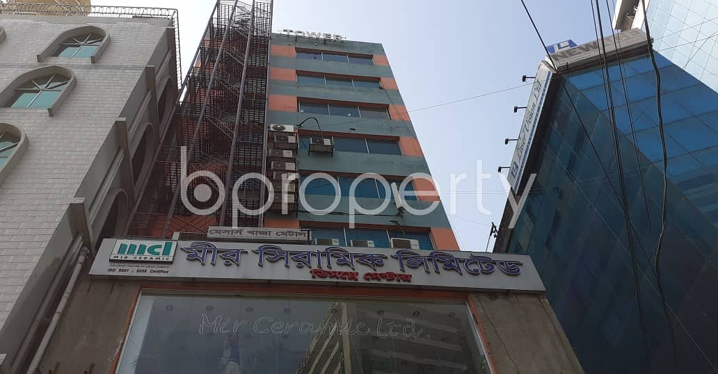 Office for Rent in Paribagh close to Paribagh Jame Masijid