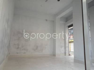Shop for Rent in Badda, Dhaka - A 160 Sq. ft Commercial Space For Rent Close To Purbachal Water Pump In Uttar Badda