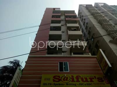 3 Bedroom Flat for Sale in Jhautola, Cumilla - An Apartment Up For Sale Is Located At Jhautola, Near To Moon Hospital Limited