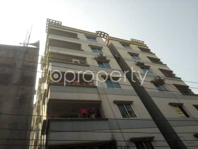 3 Bedroom Flat for Rent in Badda, Dhaka - In The Beautiful Neighborhood In Jagannathpur A 1150 Sq. Ft Flat Is Up For Rent