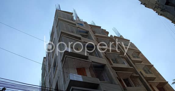 2 Bedroom Flat for Rent in 7 No. West Sholoshohor Ward, Chattogram - A Fine 980 Sq Ft Flat Is Now For Rent Which Is In Cosmopolitan R/a